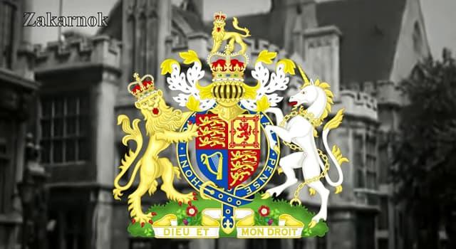 Historia Pregunta Trivia: ¿Cuál es el nombre del Himno Nacional de Gran Bretaña y todos sus territorios?