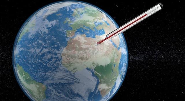 Naturaleza Pregunta Trivia: ¿Cuál es el principal regulador de temperatura del planeta?