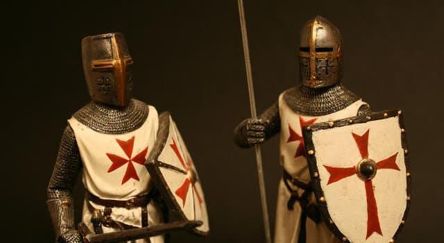 Cultura Pregunta Trivia: ¿Cuál es el significado de la Cruz Templaria?