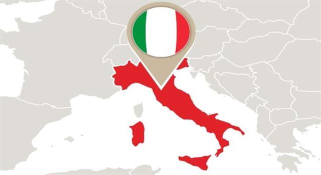 Naturaleza Pregunta Trivia: ¿Cuál es la flor nacional de Italia?