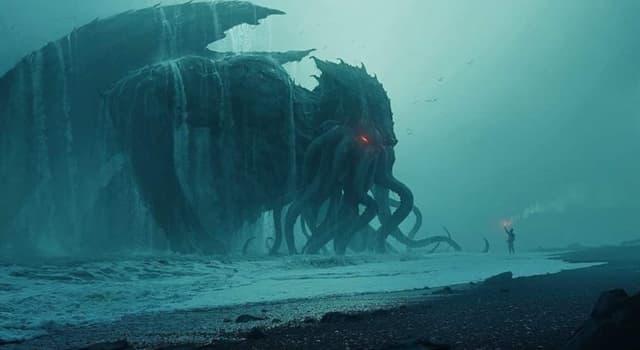 Cultura Pregunta Trivia: ¿Cuál es la mejor historia escrita por Howard Phillips Lovecraft?