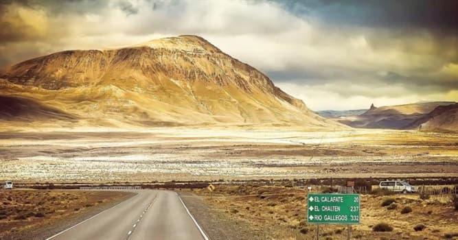 Geografía Pregunta Trivia: ¿Cuál es la ruta más larga de la República Argentina?
