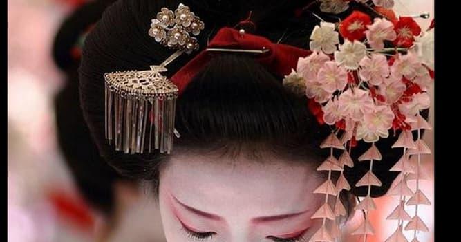 Cultura Pregunta Trivia: ¿Cuál es un ornamento para el cabello utilizado en peinados japoneses tradicionales?
