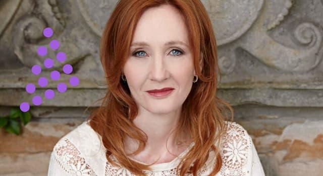 Cultura Pregunta Trivia: ¿Cuál fue la ocupación de J.K. Rowling antes de ser famosa como escritora?