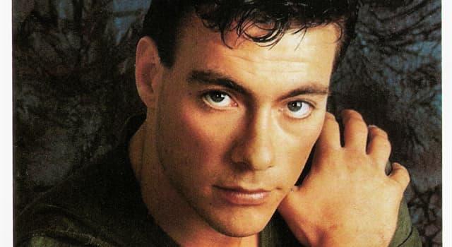Películas Pregunta Trivia: ¿Cuál fue la primera película en la que es uno de los protagonistas, Jean Claude Van Damme?