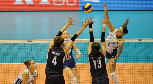 Deporte Pregunta Trivia: ¿Cuántas son las habilidades básicas en el Voleibol?
