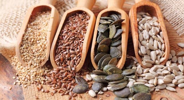 Naturaleza Pregunta Trivia: ¿Cuánto puede llegar a pesar la semilla más grande del mundo?