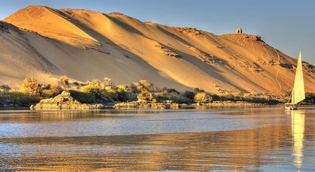 Geografía Pregunta Trivia: ¿Cuántos paises atraviesa el río Nilo?