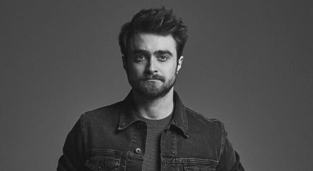 Películas Pregunta Trivia: ¿Daniel Radcliffe se convirtió en una estrella mundial debido a su actuación en qué serie de películas?