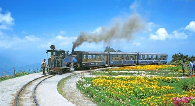 Geografía Pregunta Trivia: ¿Qué país tiene a la ciudad de Darjeeling como un popular destino turístico?