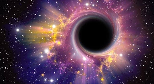 Сiencia Pregunta Trivia: ¿De acuerdo a los conocimientos actuales, cuántos tipos de agujeros negros se conocen?