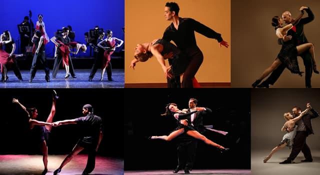 Cultura Pregunta Trivia: ¿De cuántos componentes básicos consta el baile del tango?