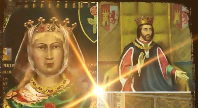Historia Pregunta Trivia: ¿De dónde fue reina Catalina de Lancaster?
