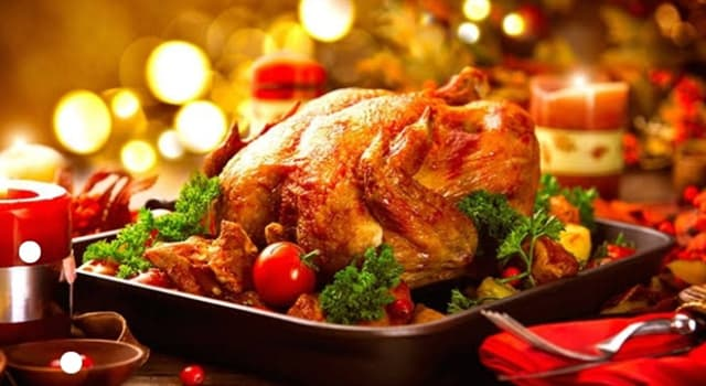 Cultura Pregunta Trivia: ¿De dónde viene la costumbre de comer pavo en Navidad?