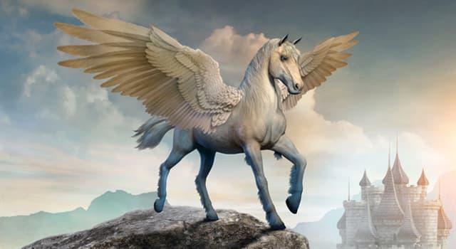 """Historia Pregunta Trivia: ¿De qué Dios griego era el caballo """"Pegaso""""?"""