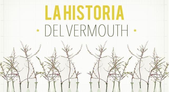 Cultura Pregunta Trivia: ¿De qué origen es la palabra vermouth también llamado vermut?