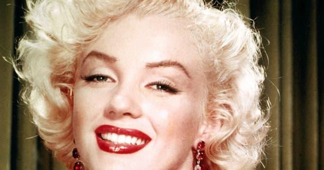 """Películas Pregunta Trivia: ¿De qué película de Marilyn Monroe es la canción """"Los diamantes son los mejores amigos de una chica""""?"""