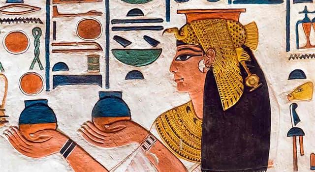Historia Pregunta Trivia: ¿De quién fue esposa Nefertari?