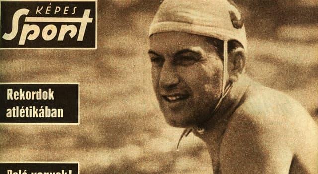 Deporte Pregunta Trivia: ¿Qué deporte tiene a Dezső Gyarmati como el jugador más galardonado?