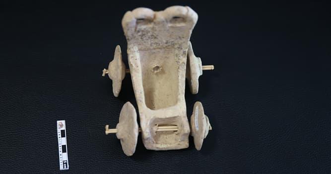 Historia Pregunta Trivia: ¿Dónde fue encontrado el juguete más antiguo del mundo?