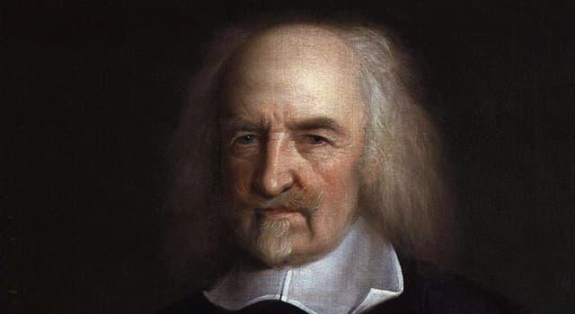 Historia Pregunta Trivia: ¿Dónde nació el filósofo Thomas Hobbes?