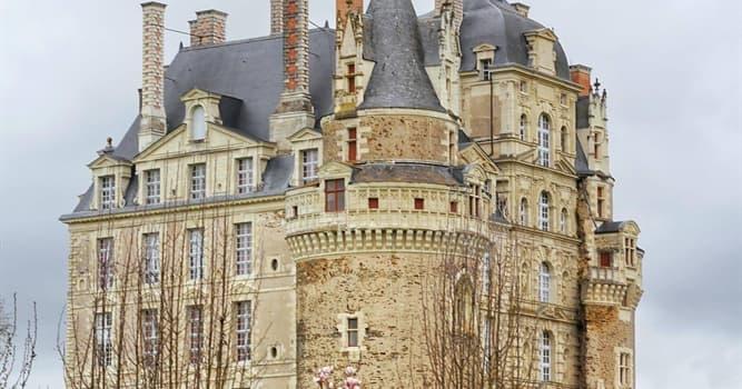 Cultura Pregunta Trivia: ¿Dónde se encuentra el Castillo de Brissac?