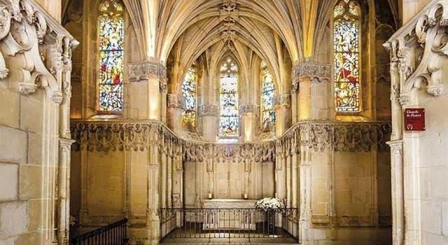 Cultura Pregunta Trivia: ¿Dónde se encuentra la tumba de Leonardo DaVinci?