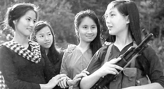 """Historia Pregunta Trivia: ¿Durante la guerra de Vietnam, qué papel desempeñaba la Unidad """"Río de los Perfumes""""?"""