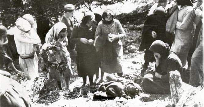 History Trivia Question: During which war did the Kalavryta massacre take place in Greece?