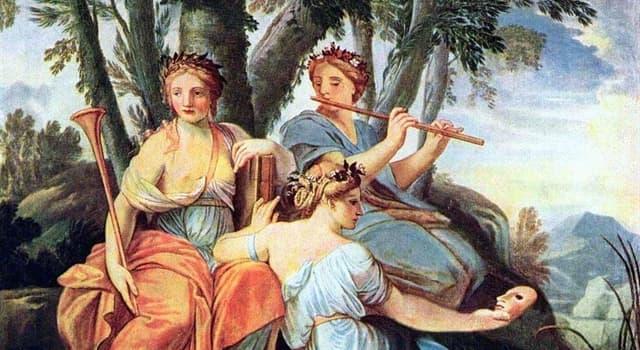 Historia Pregunta Trivia: ¿En la mitología griega, quien fue Clío?