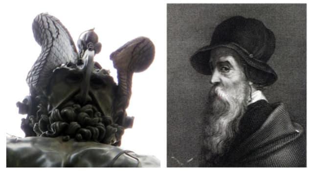 Cultura Pregunta Trivia: ¿En la nuca de qué estatua hay un genial retrato de su escultor?