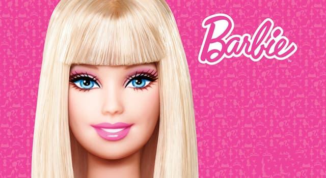Sociedad Pregunta Trivia: ¿En qué año se creó la muñeca Barbie?