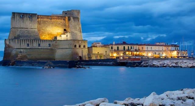 """Geografía Pregunta Trivia: ¿En qué ciudad europea se encuentra """"El Castillo del Huevo""""?"""