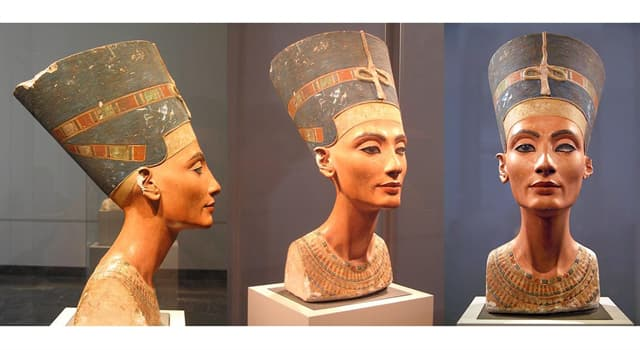 Cultura Pregunta Trivia: ¿En qué ciudad se expone el busto de Nefertiti?