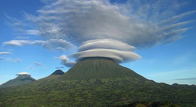 Geografía Pregunta Trivia: ¿En qué continente se encuentra el monte Karisimbi?