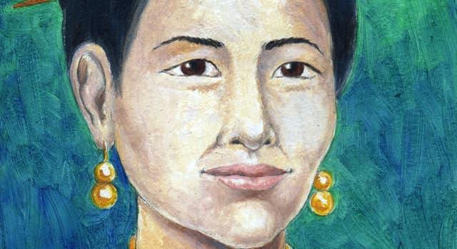 Historia Pregunta Trivia: ¿En qué faceta sobresalió Wang Zhenyi en el siglo XVIII?