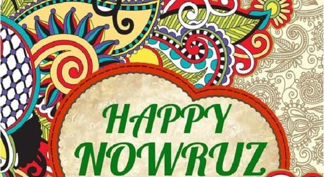 """Sociedad Pregunta Trivia: ¿En qué fecha se celebra el """"Día Internacional de Nowruz""""?"""
