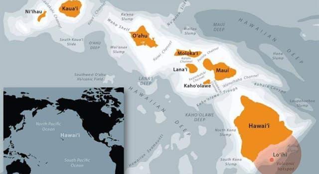 Historia Pregunta Trivia: ¿En qué fecha se incorporó Hawái a los Estados Unidos de Norteamérica?