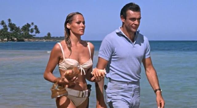 """Películas Pregunta Trivia: ¿En qué isla se filmó """"Agente 007 contra el Dr. No""""?"""