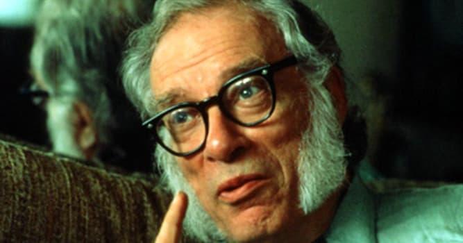 Cultura Pregunta Trivia: ¿En qué libro de Isaac Asimov el protagonista principal es un robot que lucha por ser humano?