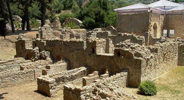Geografía Pregunta Trivia: ¿En qué lugar de Italia se encuentra la Villa Romana de Casale?