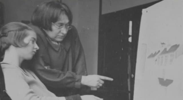 Cultura Pregunta Trivia: ¿En qué movimiento artístico se inscribe la obra de la pintora María Blanchard?