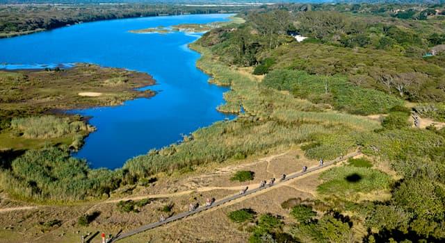 Geografía Pregunta Trivia: ¿En qué país de África se encuentra el Parque del Humedal de iSimangaliso?