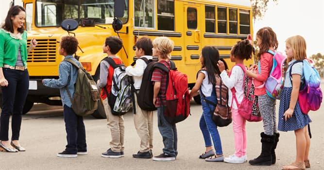 Sociedad Pregunta Trivia: ¿En qué país el año escolar comienza el 1 de abril?