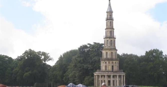 Geografía Pregunta Trivia: ¿En qué país está situada la Pagoda Chanteloup?