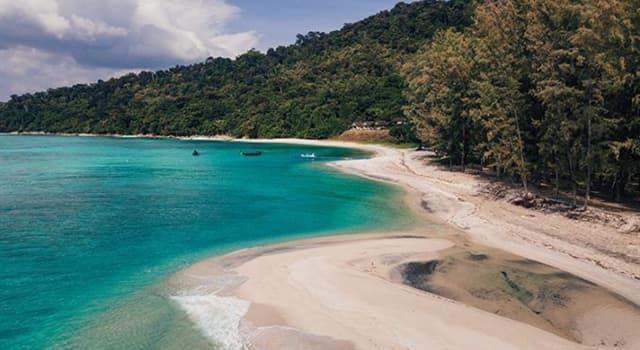 Geografía Pregunta Trivia: ¿En qué país está ubicado el Parque Nacional Marino Tarutao?