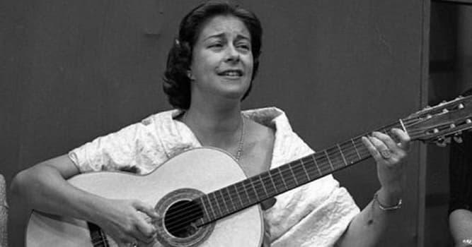 Cultura Pregunta Trivia: ¿En qué país nació la letrista, cantautora y folclorista conocida como Chabuca Granda?