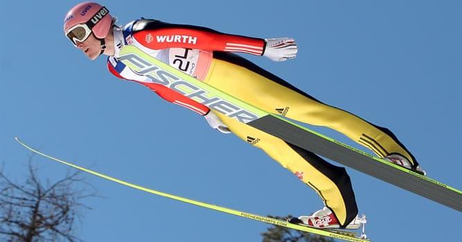 Deporte Pregunta Trivia: ¿En qué país se disputaron los primeros eventos de salto de esquí?