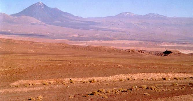 Geografía Pregunta Trivia: ¿En qué país se encuentra el desierto de Registán?