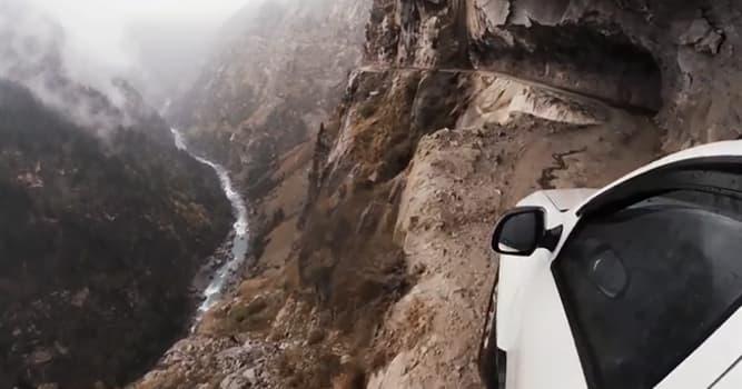 Geografía Pregunta Trivia: ¿En qué país se encuentra la ruta que une Killar con Kishtwar o el camino más peligroso del mundo?